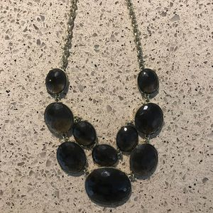 Jewelry - Black bubble necklace